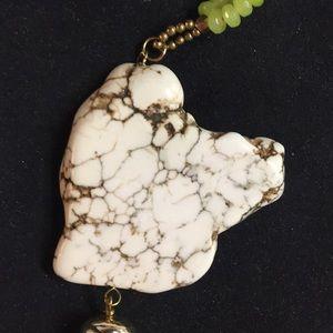 Panacea Cache Jewelry - Panacea Tassel Pendant Necklace